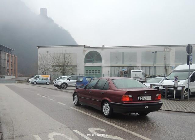 BMW E36, Nikon COOLPIX P310