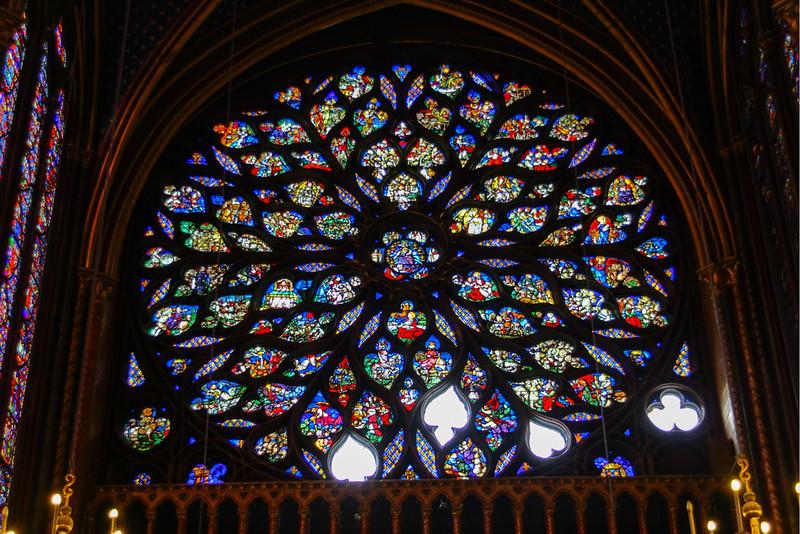 Sainte-Chapelle 2012