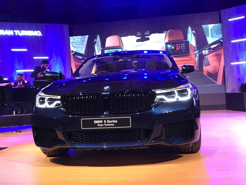 BMW 6GT Mumbai