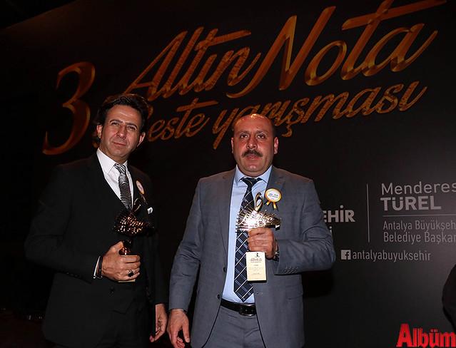 Mehmet Nuri Parmaksız, Mehmet Özkaya