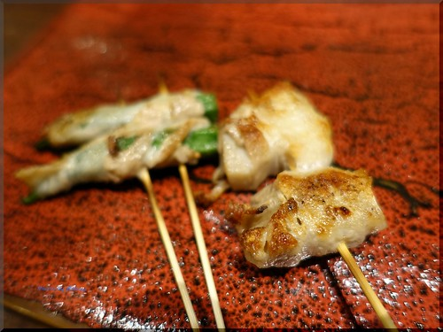 Photo:2018-03-13_T@ka.の食べ飲み歩きメモ(ブログ版)_今度はアラカルトで博多風串巻きを【御茶ノ水】串巻きあーと_04 By:logtaka