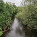Possibly the first and best picture you've ever seen of the River Goyt in Stockport, England.