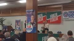 Festeggiamenti elettorali a Lucca