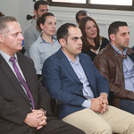 Πρώτη επίσκεψη του Υπ. Παιδείας και Πολιτισμού κ. Κώστα Χαμπιαούρη στα γραφεία του Οργανισμού Νεολαίας