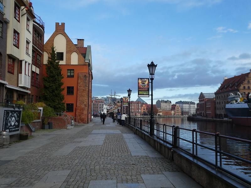 Long Bridge, Gdansk