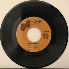 CYMANDE:BRA(RECORD SIDE-B)