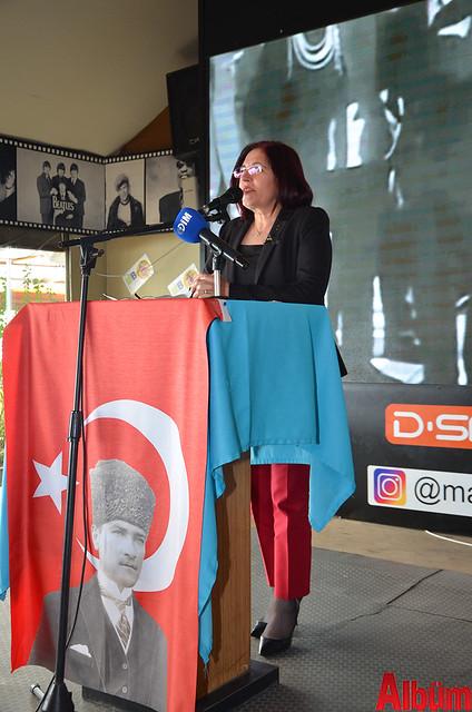 CHP Kadın Kolları İl Başkanı Nilüfer Deveci