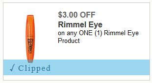 graphic regarding Rimmel Coupons Printable titled $3/1 Superior great importance rimmel coupon: Cost-free cosmetics at Walmart