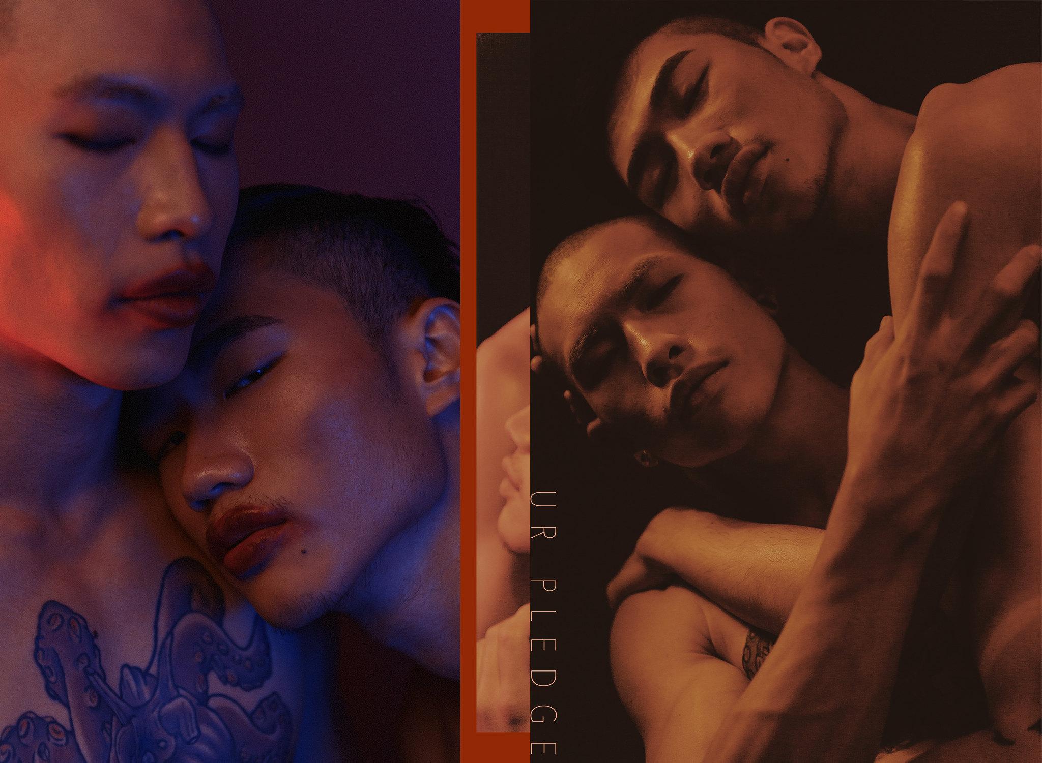 創作影像特輯|閨蜜|男男|彩虹|同性