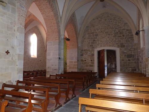 Église Sainte-Foy-d'Agen de Josse, Landes