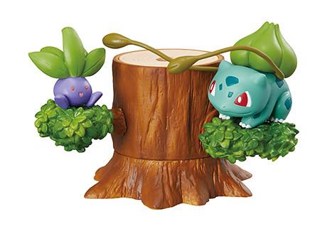 【更新官圖】RE-MENT《精靈寶可夢》收集!堆疊!寶可夢之森(あつめて!かさねて!ポケモンの森)食玩