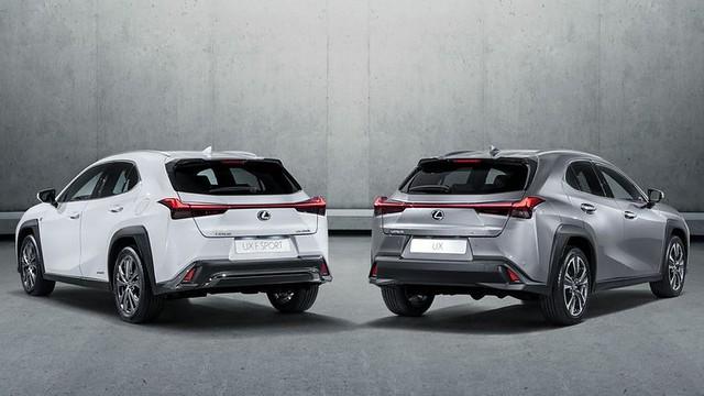 Lexus UX premiera 3
