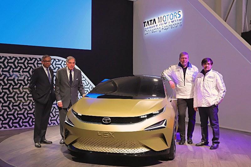 Tata Motors Geneva