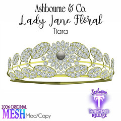 Lady Jane Tiara