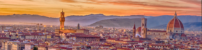 Florance HDR Panorama