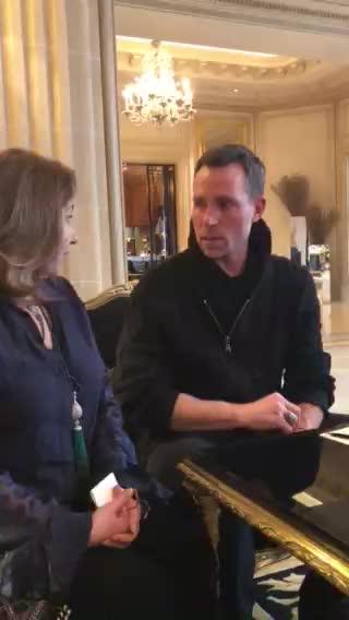Entrevista da Lips