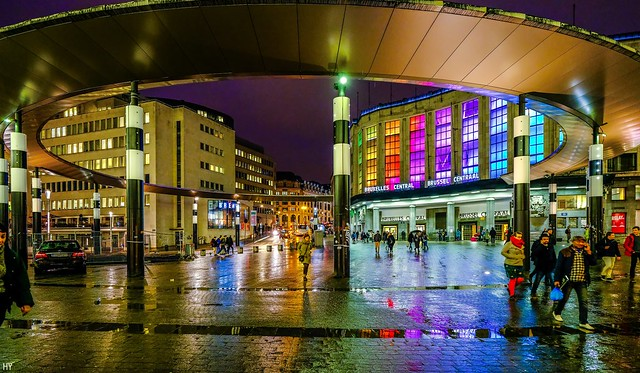Gare centrale Brussels