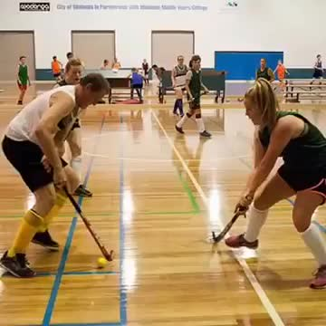 Indoor Hockey 2017