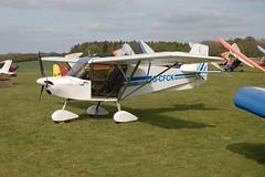 G-CFCK  Best Off Skyranger [BMAA HB 565] Popham 020509