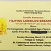 2018 - Sacramento Filipino Cursillo Fundraising Breakfast, 3/11/2018