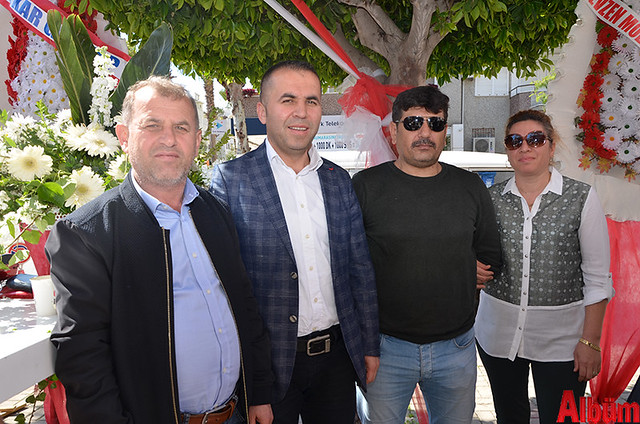 Halil Yaman, Nazmi Yüksel, Murat Yağız, Eylem Yağız