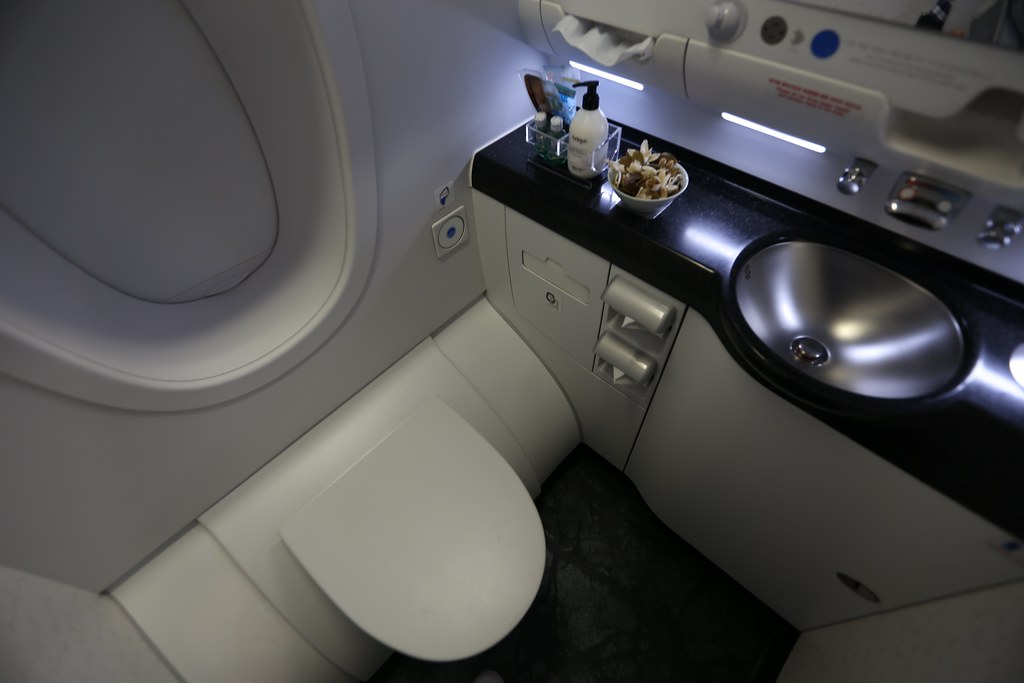 Korean Air A380 First Class 78