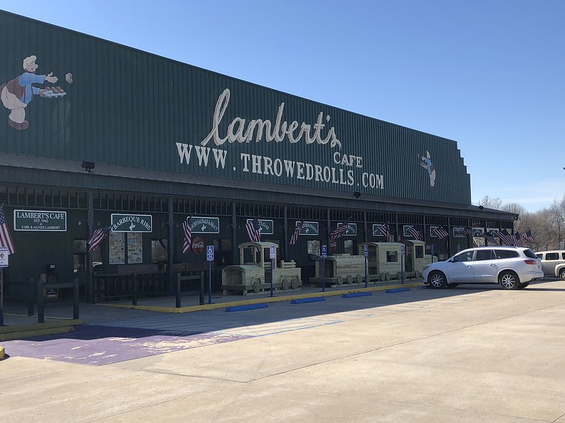Senior Adult trip to Lamberts 2018