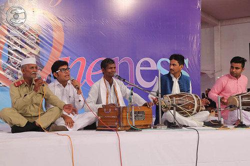 Devotional song by Ramphal from Narwana