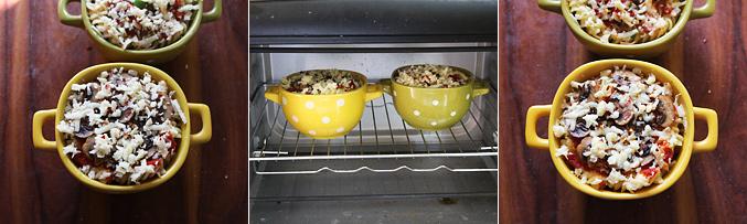 How to make mushroom pasta bowl recipe - Step7