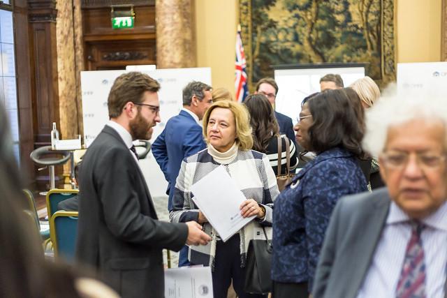 Gender Balance Index launch, London