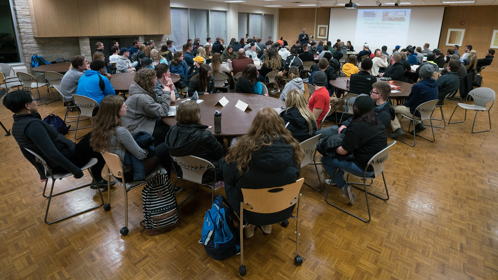 Campus Conversations - March 7, 2018