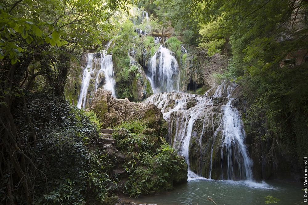 Болгария, Крушунские водопады