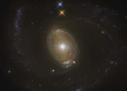 Active Nucleus of NGC 3393