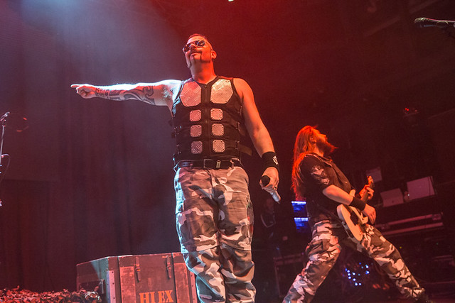 Sabaton @ The Fillmore, Silver Spring, MD 03/07/2018