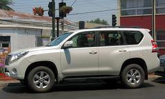 Toyota Land Cruiser Prado 4.0 TXL 2016