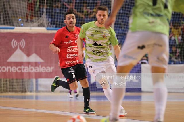 Palma Futsal - CA Osasuna Magna