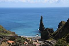Madeira 2016 - 18.Tag, Nordküste, Sao Vicente, Vulkangrotten