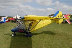 G-CBJX Raj Hamsa X Air [BMAA HB 181] Popham 020509