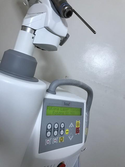 skin lightening laser machine