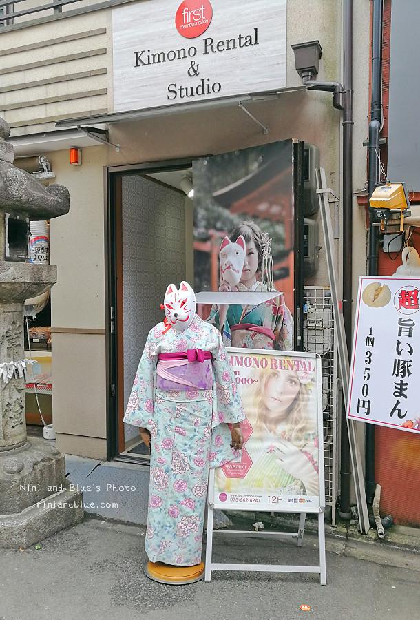 京都景點推薦 伏見稻荷神社 鳥居 怎麼去23