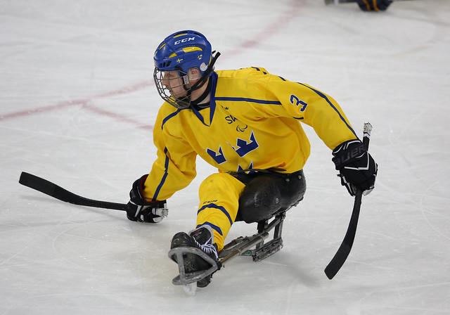 Paralympics 2018 Para Ice Hockey