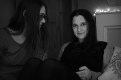Canon EOS 60D - Available Light - Lisa & Becca - Dec 2017