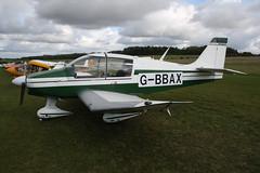 G-BBAX Robin DR.400-140 [835] Popham 081017
