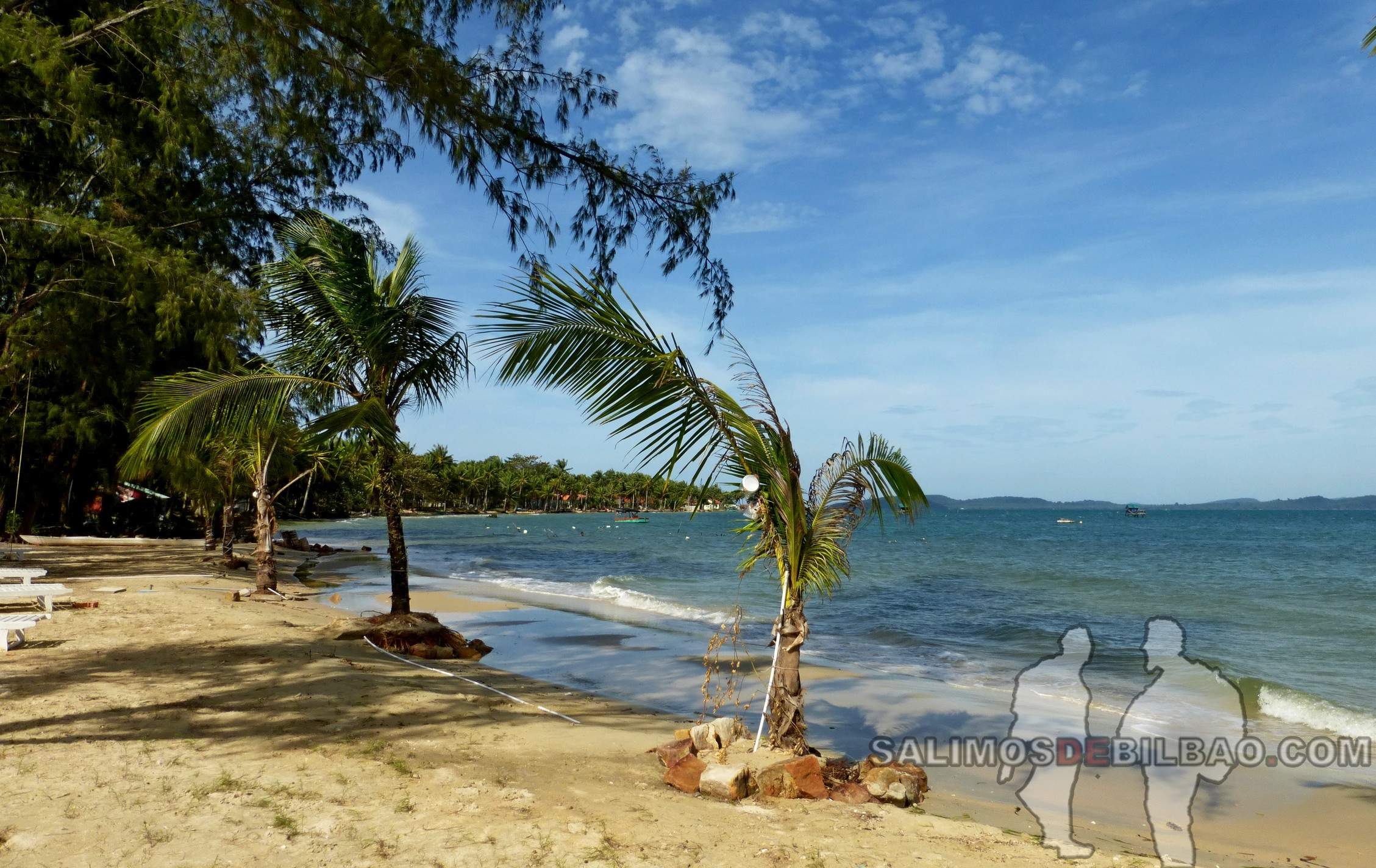 0141. Playa Muy Ganh Dau, Noreste de Phu Quoc
