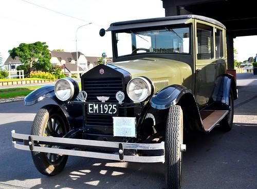 1925 Essex Sedan