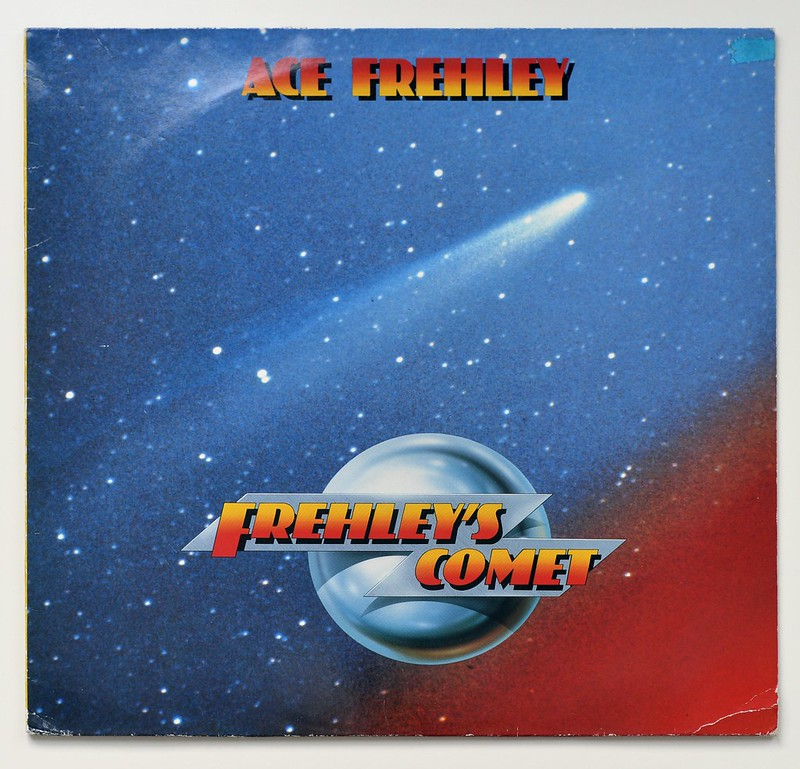 A0526 ACE FREHLEY Frehley's Comet