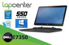 DELL LATITUDE E7350 M5Y10 4GB 128 SSD 1920x1080 Win10Pro