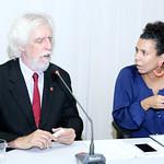 seg, 12/03/2018 - 14:49 - Da esquerda para direita: Vereador Arnaldo Godoy e vereadora Áurea Carolina Local: Plenário Helvécio ArantesData: 12-03-2018Foto: Abraão Bruck - CMBH