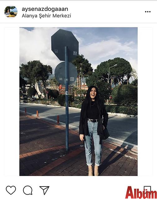 Ayşe Naz Doğan, paylaştığı samimi fotoğrafıyla takipçilerinin beğenisini topladı.