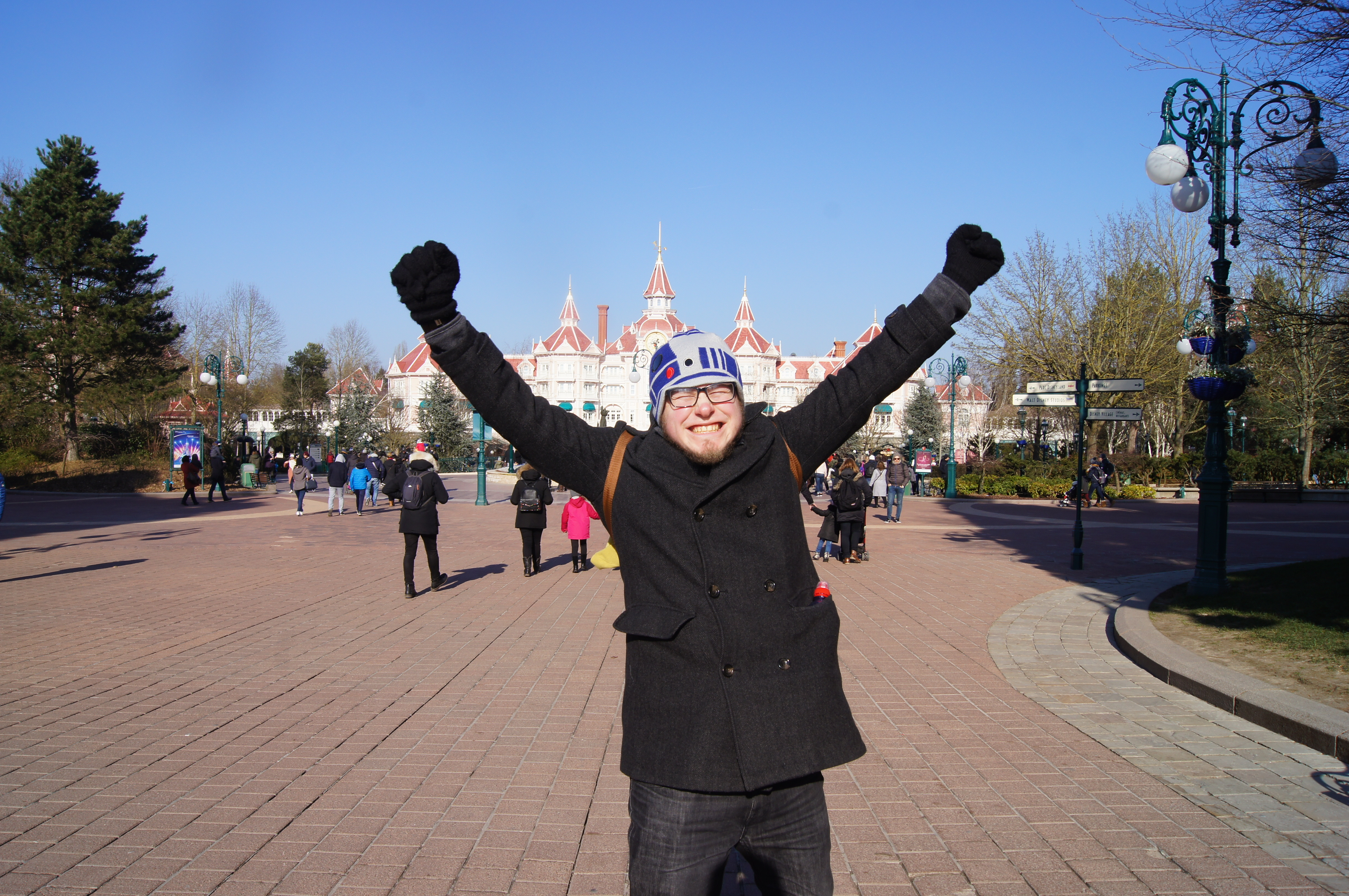 Disneyland Paris Trip - topher